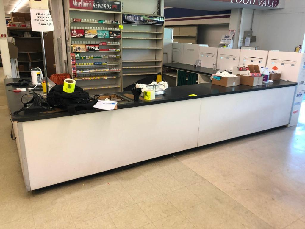 Lot #110 | Chappell's Food Valu, Tunnel Hill | Grafe Auction