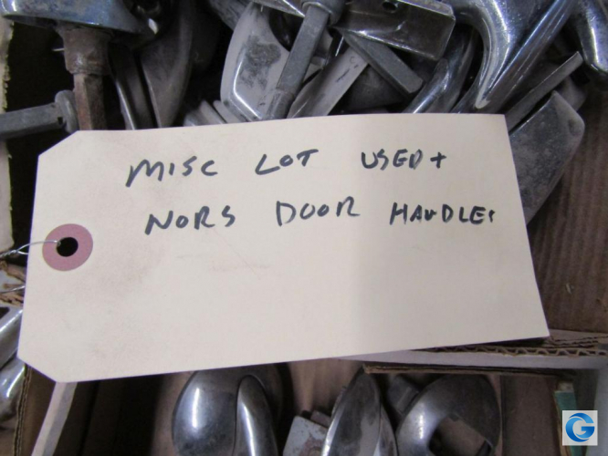Lot 480 Collector Car Parts Motorcycle Parts 1947 Indian