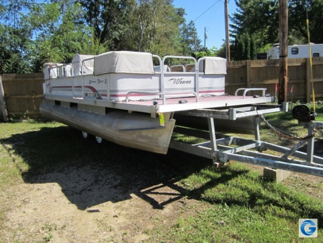 Lot #6 | Silverado Truck, Boats, Household Items, Tools