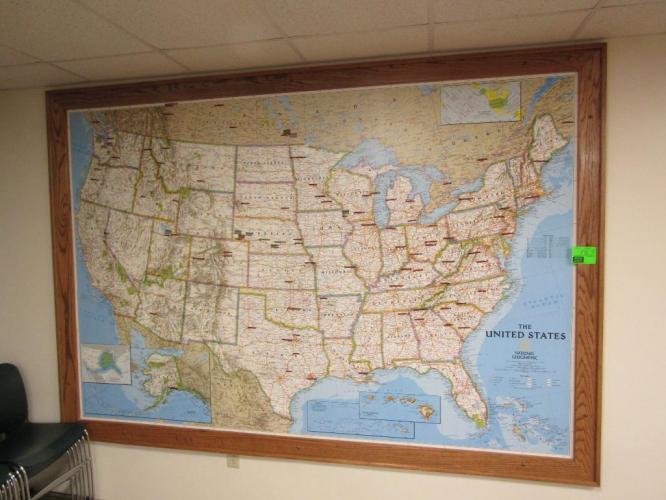 Lot #183 | Cabela's, Oshkosh | Grafe Auction Cabelas Locations Maps on